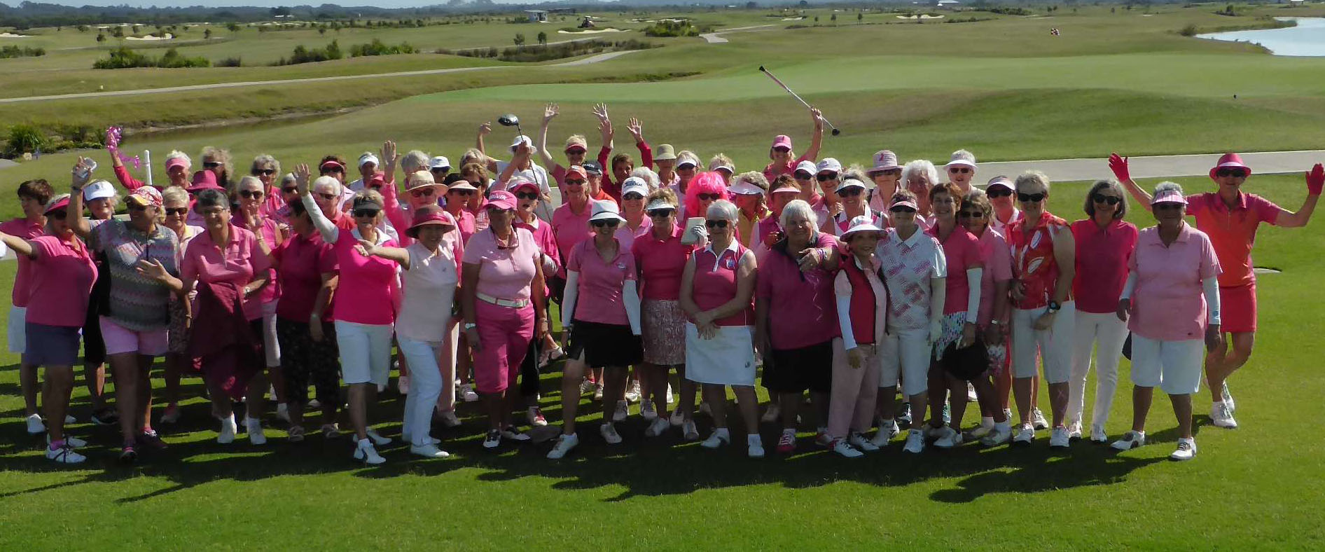 MAROOCHY RIVER LADIES GOLF