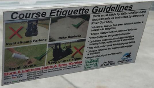 Cart Concerns Clarified