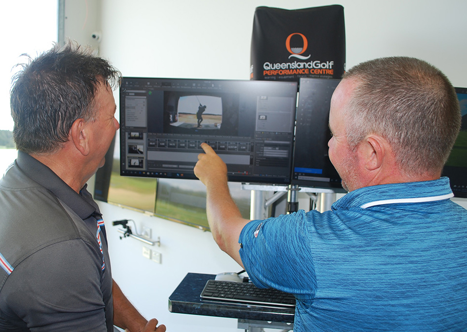 Queensland Golf Performance Centre