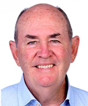 Tom Hogan – Treasurer