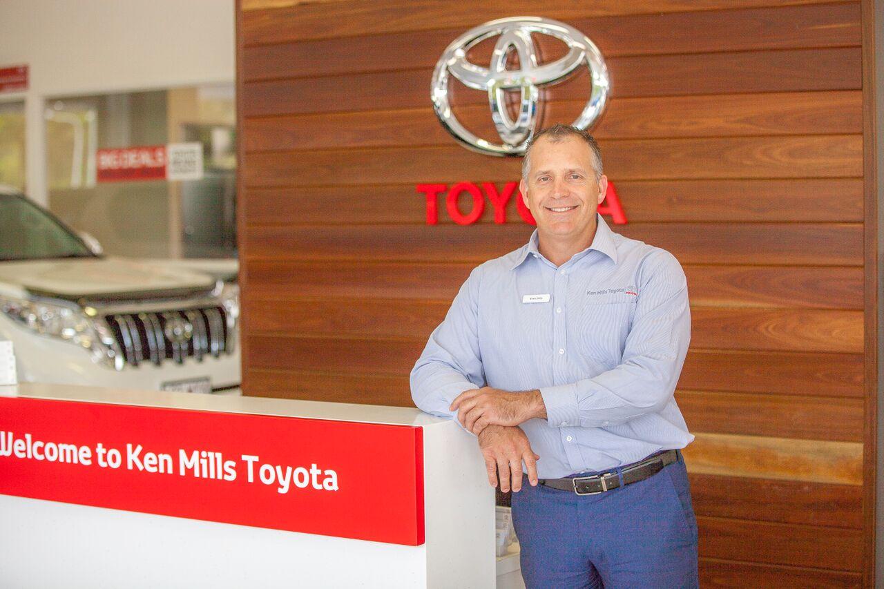 Ken Mills Toyota - Nambour