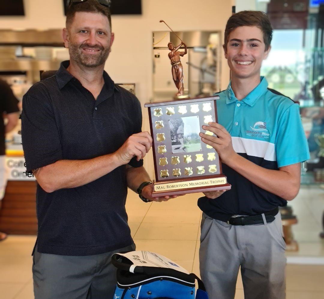 Mal Robertson Trophy Champion
